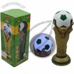 World Cup Design Money Bank with Light and Music
