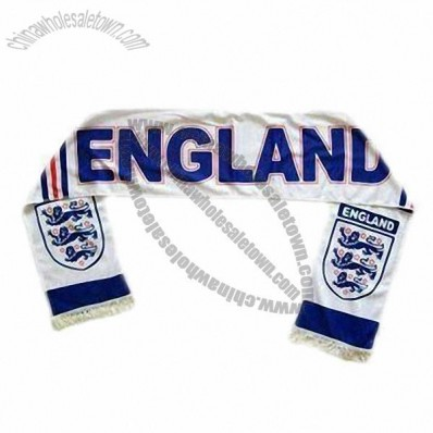 World Cup England Football Fan Scarf