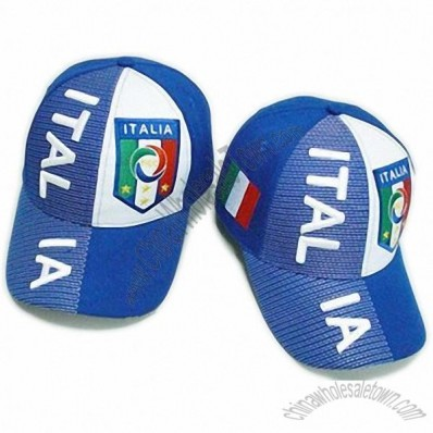 World Cup Italian Fans Baseball Caps