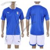 World Cup Italy Blue Football Soccer Jerseys