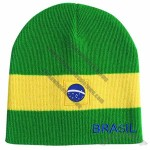 World Cup Knitting Hat / Beanie for Football Fans