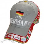 World Cup National Flag Cap