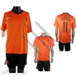 World Cup Netherlands Orange Football Soccer Jerseys