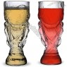 World Cup Shaped Beer Glass Mug
