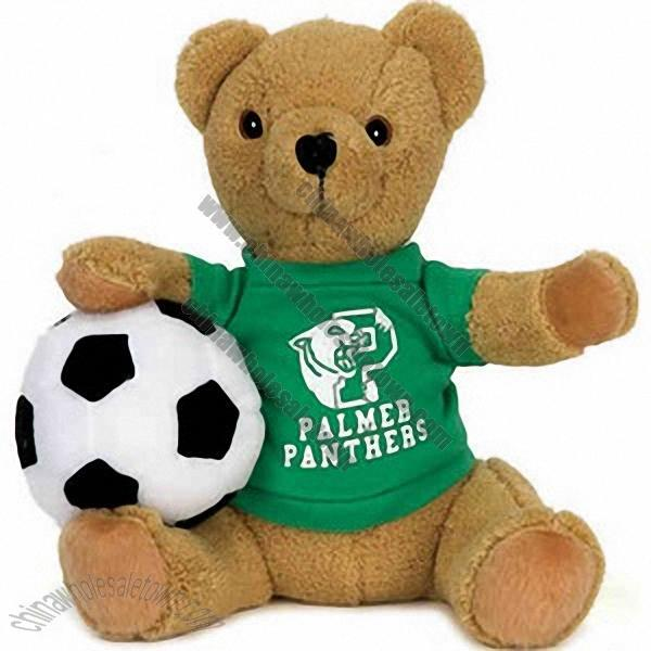 8ebac2f6 World Cup Soccer Ball Teddy Bear Toys, World Cup Gift, China ...
