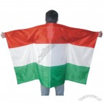 World Cup Soccer Fans Body Flag Cape