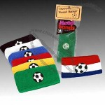 World Cup Soccer Fans Headband
