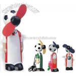 World Cup Soccer Mini Fan for Promotional