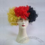 World Cup Wigs