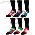 World Flag Odd Socks