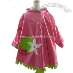 Wrap Swing Raincoat