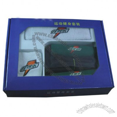 Wrist, Headband, Skipping Sports Gift Set