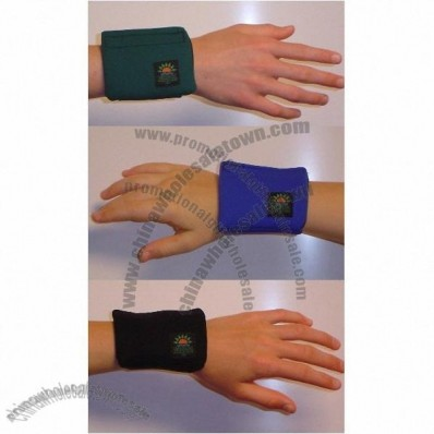 Wrist and Ankle Wallet