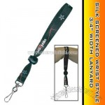 Wrist lanyard with J hook
