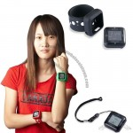 Wristband Digital 3D USB Pedometer