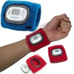Wristband Pedometer, Step Counter
