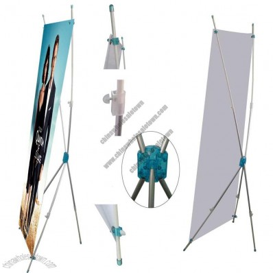 X Banner Stand, Hot Seller Display Stand