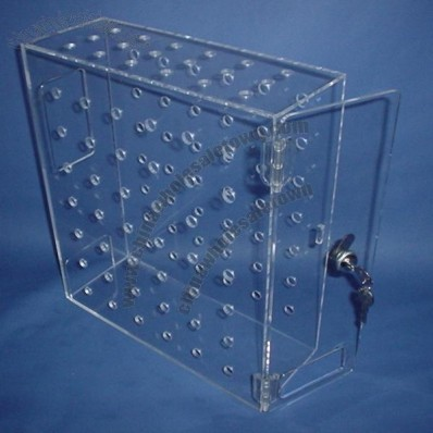X-Box 360 Acrylic Security Display Case