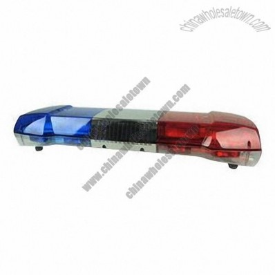 Xenon Light Bar with Inside Speaker/Matchable Siren, Used for Police Car and Ambulance/Lightbars