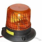 Xenon Strobe Beacon with 12/24V DC, Available in Red, Amber and Blue