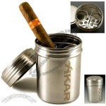 Xikar Portable Ash Can, Pocket Ashtray