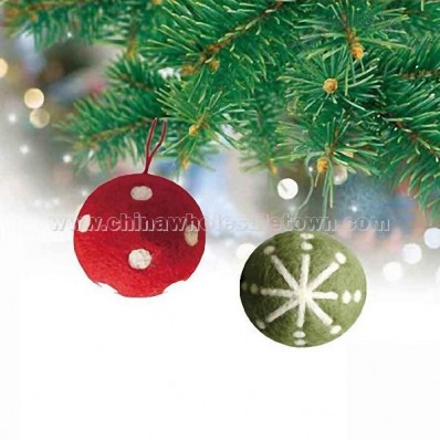Xmas Ornament Ball