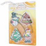 Xmas Stainless Steel Cookie Cutters Set