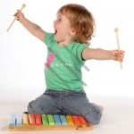 Xylophone Musical Wooden Toy