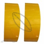 Yellow Advertisement Grade Reflective Sheeting