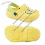 Yellow Kid Clogs