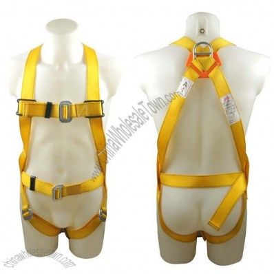 Yellow Safety Harness