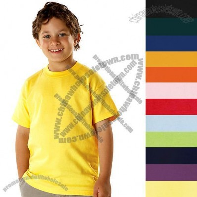 Youth Beefy Custom T-Shirt - Colors