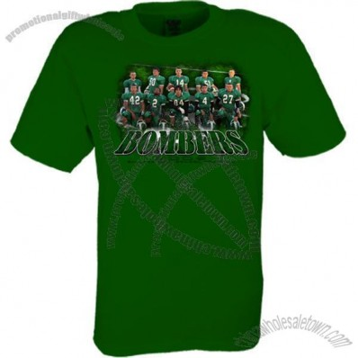 Youth Cotton Custom T-Shirt - Colors - Full Color Sublimation
