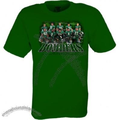 Youth Cotton Custom T-Shirt - Full Color Sublimation