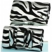 Zebra Leather Holster Case Phone Cover for LG eXpo GW820