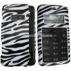 Zebra Print Clip-on Case for LG VX9100 EnV2