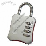 Zinc Alloy Combination Lock for Carry Bag
