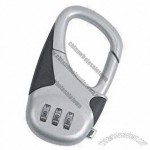 Zinc Alloy Combination Padlock