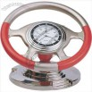 Zinc alloy finish Desktop clock