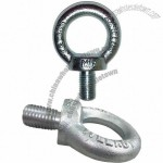 Zinc-plated DIN 580 Eye Bolt M20/DIN580 Rigging Hardware, Lifting Industry