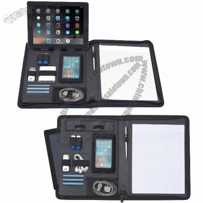 Zipped A4 Tabletfolios