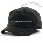 black Carnoustie Military Cap