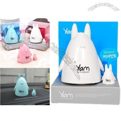 cartoon Air Freshener Perfume Diffuser for Auto Car