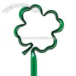 clover shaped pencil