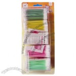 colorful Cotton swab