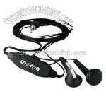 earphone with MP3 players
