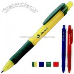 eco-friendly black medium ballpoint corn pen