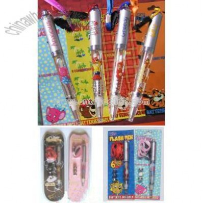 flash light pen