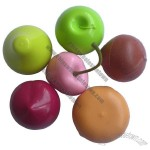 fruit shaped lip balm case
