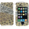 iPhone 3G 3GS Full Diamond Rhinestone Safari Case